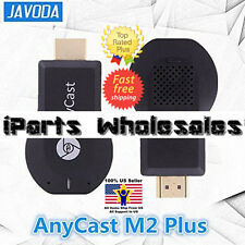 AnyCast M2 Plus WiFi Display Dongle Receiver 1080P HDMI TV DLNA Airplay Mir