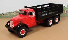 Fumby Motors 1957 White WC-22 Stake Truck 1:15 MIB Ltd Edition  Red Black