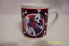 Lucky I Spotted You For a Friend cup Disney 101 Dalmations puppies