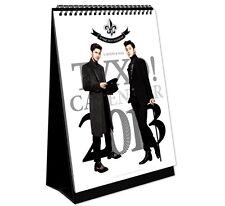 TVXQ DBSK DONG BANG SHIN KI 2013 SM OFFICIAL Calendar [DESK Type]