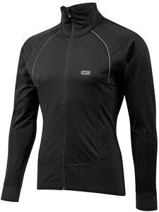 Louis Garneau Glaze Long Sleeve Bike Cycling Jersey Black - Medium