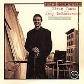 CD: JOHN MCLAUGHLIN/ELVIN JONES/JOEY DEFRANCESCO After The Rain NM