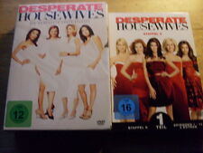 Desperate Housewives - Staffel 1 + 5.1 [ 9 DVD ]
