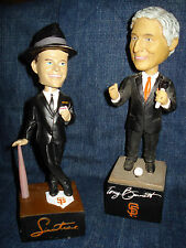 San Francisco Giants Tony Bennett & Frank Sinatra Bobblehead SGA Bobble