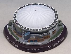 Tropicana Field Home of the Tampa Bay Devil Rays Stadium Replica Miniature NOBOX