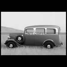 Photo A.012566 CHEVROLET CARRYALL SUBURBAN 1936