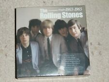 THE ROLLING STONES. SINGLES 1663-1965. ABKCO 188644 (12xCD, RARE COMPLETE SET).
