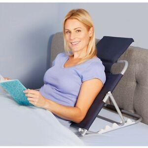 Adjustable Portable Backrest for Reading in Bed