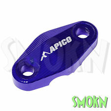 Apico CNC Fourche Protection Durite de Frein Attache Husqvarna FC 250 350 450