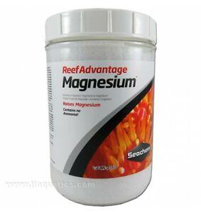 Seachem Reef Advantage Magnesium 2.2 KG Important in Preventing Ionic Imbalance