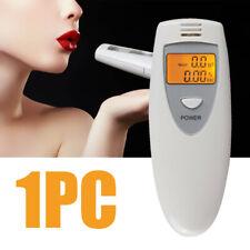Professional Police Digital Breath Alcohol Tester Breathalyzer Detector pro