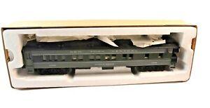 K-Line NYC Seneca Valley Observation Car  Lighting Passengers Interior 2599