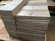 "1/2"" .500 HRO Steel Sheet Plate 6"" x 12"" Flat Bar A36"