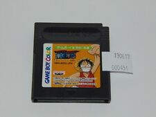 Game Boy Color JAP: One Piece: Maboroshi no Grand Line (cartucho/cartridge)