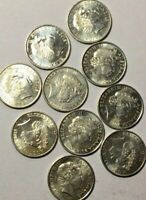 🇦🇺10x 2018 Australian 5 Cent Coins Low Mintage Collectable📮FREE Postage
