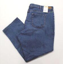 Women's Lee Plus Size Monroe Classic Fit Straight-Leg Jeans (3080414) Pearl 24 M