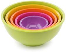 Z1703-5130 Zak Designs 1703-5130 - Set di 5 Insalatiere Multicolori in