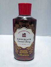 Chocolate Covered Cherry Bath and Body Works ALOE Body Wash Shower Gel 10 oz
