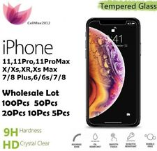 9H Anti-Scratch Tempered Glass Screen Saver for iPhone 11 iPhone 11 Pro Max LOT