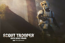 Sideshow Scout Trooper Star Wars Return Of The Jedi Exclusive 1:6 Scale Figure