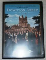Masterpiece: Downton Abbey Season 4, Region 1 STATION PREVIEW-REPLACEMENT DISKS