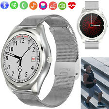 Bluetooth Wrist Smart Watch Heart Rate Smartwatch For Men Women Samsung iPhone