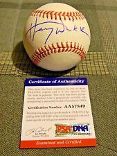 Henry Winkler Signed Official Major League Baseball PSA/DNA AA57849 Happy Days