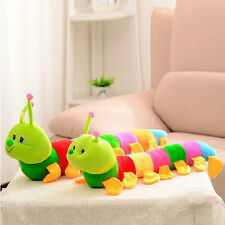 Cute Fashion Colorful Inchworm Soft Lovely Developmental Child Baby Toy Doll Toy