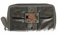 Authentic Baby Phat Womens Bifold Wallet, Pewter BP6434-A01-BP
