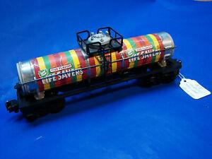 Rare 1978 Lionel Factory Archive Sample 9278 Life Savers Tank Car, Ex+