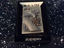 Zippo lighter Golden Dragon absolutely brilliant detailed lighter.