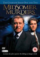 Midsomer Murders Serie 1 A 2 DVD Nuovo DVD (AV9931)