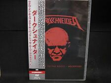 DIRKSCHNEIDER Live - Back To The Roots - Accepted ! JAPAN DVD Accept Bullet