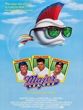 Major League Movie Poster High Quality Metal Fridge Magnet 3x4 9840