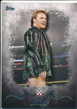 #9 CHRIS JERICHO 2016 Topps WWE Undisputed