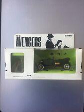corgi the avengers bentley 00101 set with white metal john steed figure