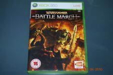 WARHAMMER BATTLE MARCH PAL UK XBOX 360