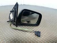 1999 Volkswagen Polo 94-2000 3 Door BLACK O/S Drivers Electric Door Wing Mirror