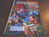 JUNE 24/JULY 1 1996 NEW YORKER vintage magazine - TUNNEL OF LOVE