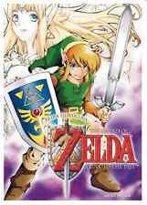 Manga Zelda - A Link To The Past One Shot Akira Himekawa Jeux Nintendo Soleil VF