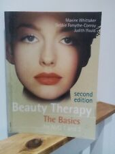 Beauty Therapy; The Basics for NVQ 1&2  Second Ed by Maxine,Bargain offer back!!