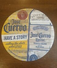 Jose Cuervo Tequila Beer Mat Coaster X1 NEW