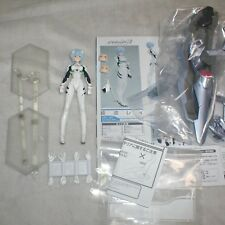 figma Evangelion: 2.0 Ayanami Rei Plug Suit ver. USED
