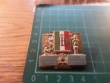 Distintivo pin spilla comitato nazionale italiano lourdes