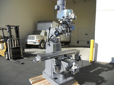 Precision  Vertical Turret Milling Machine  Model 2V-Package S