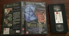 Witch Hunt (VHS, 1995) - Rare OOP Not on DVD Dennis Hopper HBO Home Video
