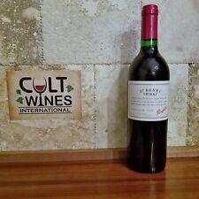 WS 92 pts! 1998 Penfolds St. Henri Shiraz wine, Australia