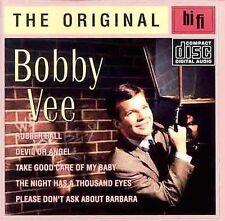 The Original Bobby Vee by Bobby Vee (CD, Feb-1998, Disky (Netherlands))