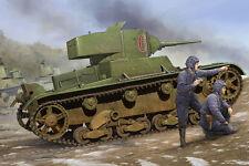 Hobby Boss 1/35 Soviet T-26 Light Infantry Tank Mod. 1933  #82495