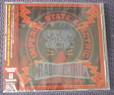 """IMPERIAL STATE ELECTRIC """"RADIO ELECTRIC"""" JAPAN CD 14 TRACKS"""